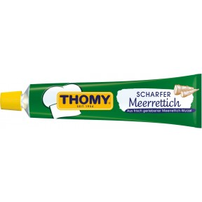 Thomy Scharfer Meerrettich in der Tube