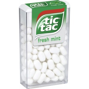 tic tac Fresh Mint 100er Box 100 g