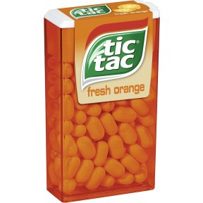 tic tac Fresh Orange 100er Box