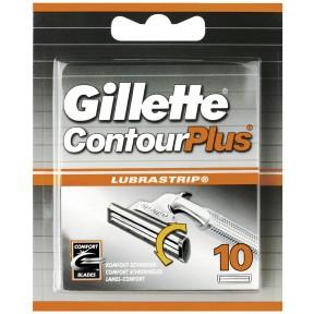 Gillette ContourPlus Ersatzklingen