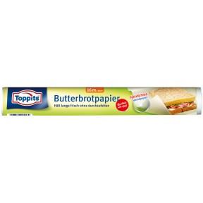 Toppits Butterbrotpapier 16m 1 Stück