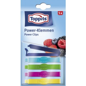 Toppits Power-Klemmen