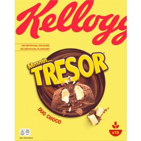 Kelloggs Tresor Duo Choco 375G