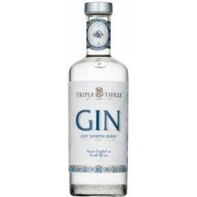 Triple Three Gin Just Juniper Berry