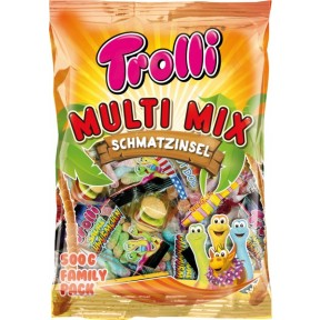 Trolli Multi Mix Schmatzinsel 500 g