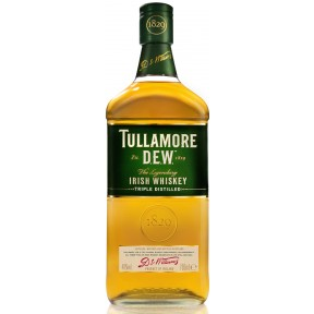 Tullamore Dew Irish Whiskey 0,7 ltr