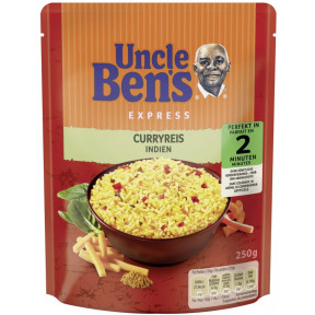 Uncle Ben's Express Curryreis Indien