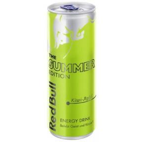Red Bull The Green Edition Kiwi-Apfel 250 ml