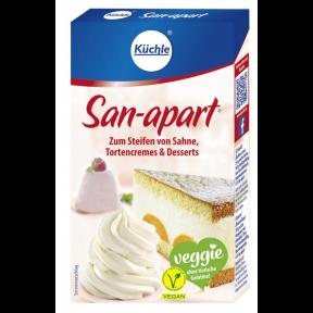 Küchle San-apart Sahnestandmittel vegan 125 g