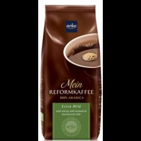 Arko Reformkaffee Extra Mild gemahlen 500g