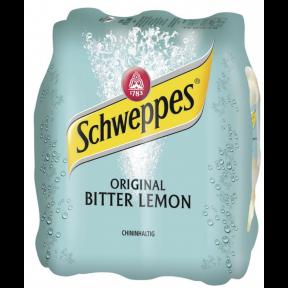 Schweppes Original Bitter Lemon 6x 0,5 ltr