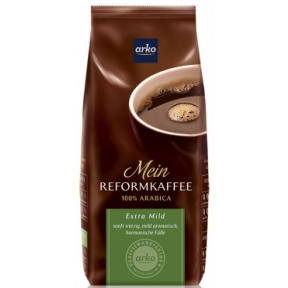 Arko Reformkaffee ganze Bohne 500g
