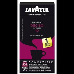 Lavazza Espresso Deciso Kaffeekapseln 11x 5 g