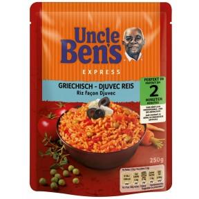 Uncle Ben´s Express Griechisch - Djuvec Reis 250 g