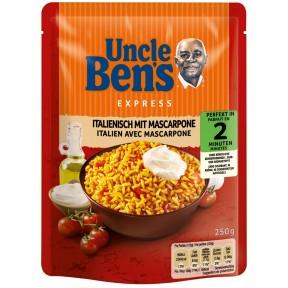 Uncle Ben´s Express Reis Italienisch & Mascarpone 250 g