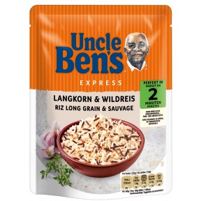 Uncle Ben's Express Langkorn & Wildreis