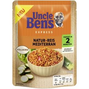 Uncle Ben´s Express Natur-Reis Mediterran 220 g