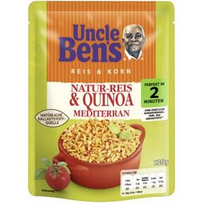 Uncle Ben's Uncle Bens Express Naturreis&Quinoa Mediterran 220g