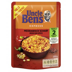 Uncle Ben´s Mexikanisch Scharf 250 g