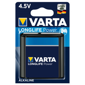 Varta High Energy 4,5 V Batterie Type 4912 1 Stück