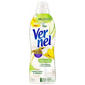 Vernel Weichspüler Naturals Ylang Ylang & Süßgras 800ML 32WL