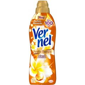 Vernel Aroma-Therapie Balsam-Öl & Orchidee Weichspüler 1L