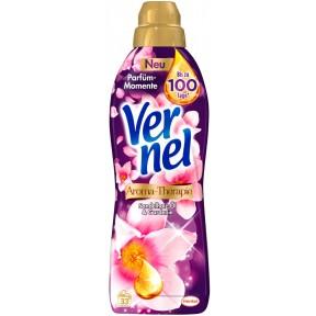 Vernel Aroma-Therapie Sandelholz-Öl & Gardenie Weichspüler 1L