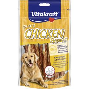 Vitakraft Pure Chicken Bonas Kaustangen mit Hühnchen 80G