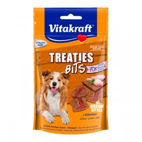 Vitakraft Treaties Bits Hühnchen Bacon 120g