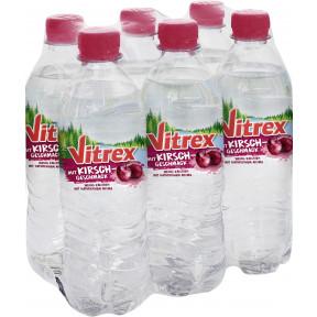Vitrex Kirsche PET 6x 0,5 ltr