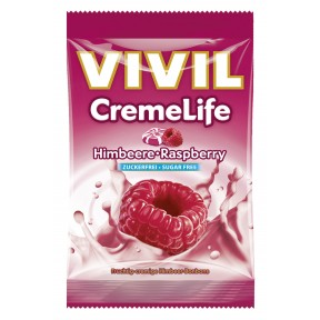 Vivil CremeLife Himbeere zuckerfrei