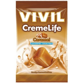 Vivil Cremelife Caramel zuckerfrei