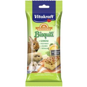 Vitakraft Bisquiti Gemüse für Nager 50G