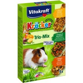 Vitakraft Meerschweinchen Kräcker Trio-Mix