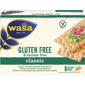 Wasa Knäckebrot Classic Gluten- & Lactosefrei 240G