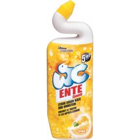 WC Ente 5 in 1 Gel Citrus