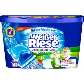 Weißer Riese Universal Duo-Caps 320 g