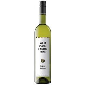 Weinmanufaktur Krems Grüner Veltliner Weißwein trocken 2019 0,75 ltr