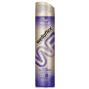 Wella Wellaflex Haarspray Instant Volume Boost - Stärke 4/5