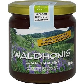 Wernet Bio Waldhonig