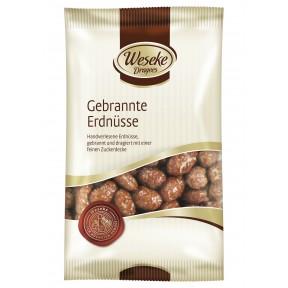 Weseke Gebrannte Erdnüsse 150 g