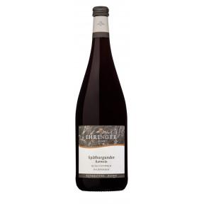 Ihringer Spätburgunder Rotwein halbtrocken 2017 0,75 ltr