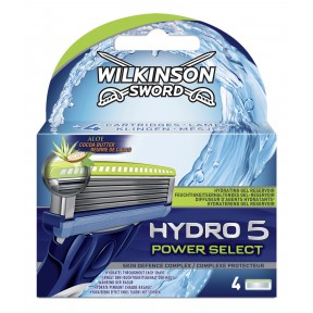 Wilkinson Hydro 5 Power Select Ersatzklingen
