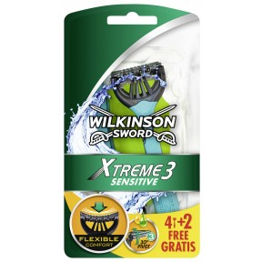 Wilkinson Xtreme 3 Sensitive Rasierer