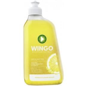 Wingo Handgeschirrspülmittel Zitronenschalen