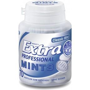 Wrigleys Extra Professional Mints Classic Mint 70 Stk