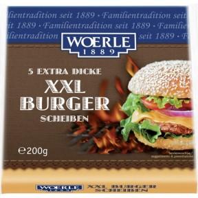 Woerle XXL Burger Scheiben 200 g