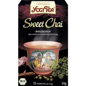 Yogi Tea Bio Sweet Chai