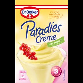 Dr.Oetker Paradies Creme Zitronen-Geschmack