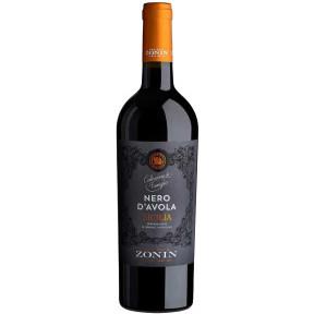Zonin Collezione di Famiglia Nero d'Avola Sicilia DOC trocken 0,75l